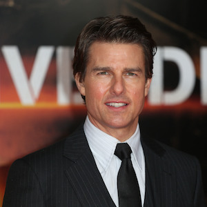 Tom Cruise Claims He 'Came Up With' Idea For International Movie Press Tours