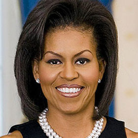 Michelle Obama Welcomes 'The Biggest Loser' To The White House