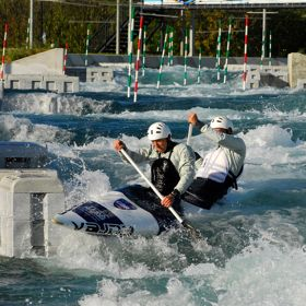 London 2012 Slalom Canoe Events Receive Long-Awaited Hype