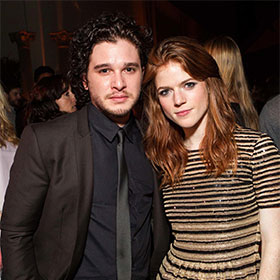 'Game Of Thrones' Couple Kit Harrington & Rose Leslie Split