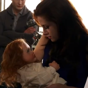 'Twilight' Baby Almost Played By Creepy 'Chuckesme' Doll