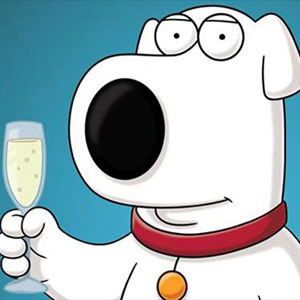 'Family Guy' Brings Brian Back From The Dead
