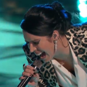 'The Voice' Recap: Kat Perkins Gets The #VoiceSave, Top 8 Announced In Live Eliminations