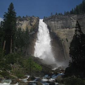 Aleh Kalman, Sacramento Teen, Goes Over Falls At Yosemite