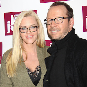 Jenny McCarthy Engaged To New Kids On The Block's Donnie Wahlberg