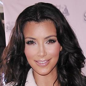 Kim Kardashian Dazzles At Marine Corps Ball