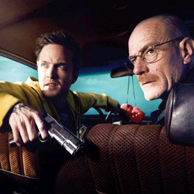 Bryan Cranston Dresses Up As Walter White For Comic Con, Fools Fans