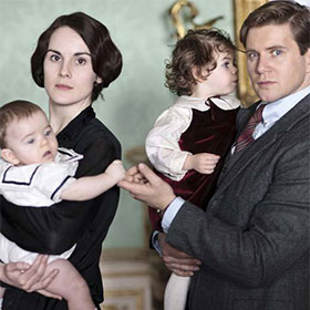'Downton Abbey' Season 4 Pictures Released