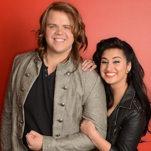 'American Idol' Finale Recap: Caleb Johnson Beats Out Jena Irene For The Title