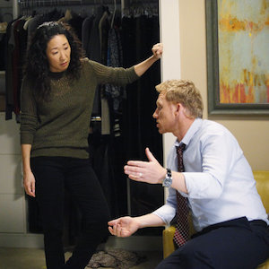 'Grey's Anatomy' Recap: Cristina Contemplates Her Relationship With Owen, Envisions Two Futures