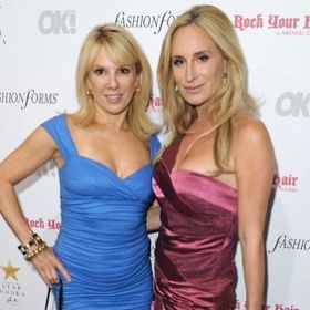 'Real Housewives' Celebrate Fashion Week