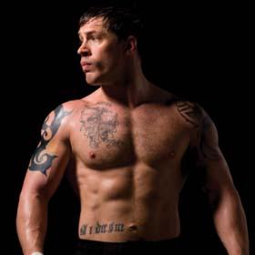 PHOTO: Tom Hardy Sport...