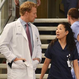 'Grey's Anatomy' Recap: Burke Lures Cristina To Zurich; Jackson & April Reconcile
