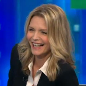 """Michelle Pfeiffer Talks About Aging In Hollywood: """"Looking Great For My Age Is Okay Now"""""""