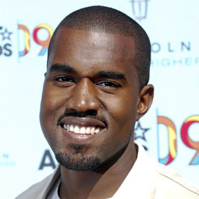 Kanye West Drops His Pants While On A Date With Kim Kardashian