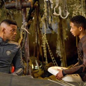 'After Earth,' Starring Will & Jaden Smith, Panned By Critics