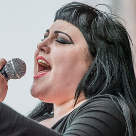 Beth Ditto Arrested For Disorderly Conduct