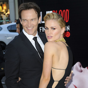 Anna Paquin & Stephen Moyer Hit 'True Blood' Premiere In Style