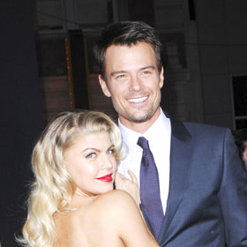 Josh Duhamel And Fergie Expecting First Child