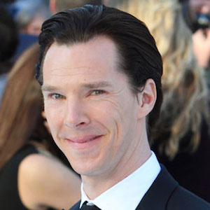 Benedict Cumberbatch Interviews Malaysian Grand Prix Winner, Talks 'Sherlock'