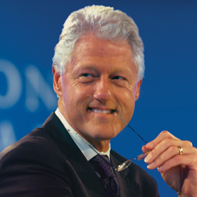 Bill Clinton Talks DNC Speech, Mitt Romney On 'Daily Show' With Jon Stewart