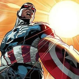 Sam Wilson, a.k.a. The Falcon, Announced As The New Captain America