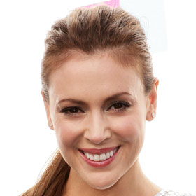 Alyssa Milano Leaks Funny Or Die Sex Tape To Talk About Syria
