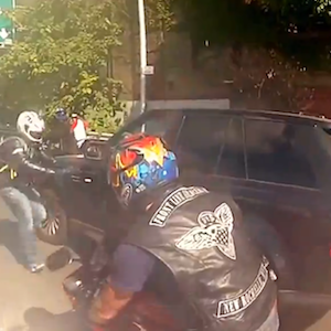 New York City Road Rage Incident Update: 2 Motorcyclists Arrested For Attack On SUV Driver