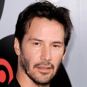 Keanu Reeves Gets Web Support Group