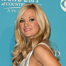 Carrie Underwood Wins Entertainer Of The Year