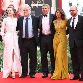 George Clooney's Ides Of March Opens Venice Film Festival