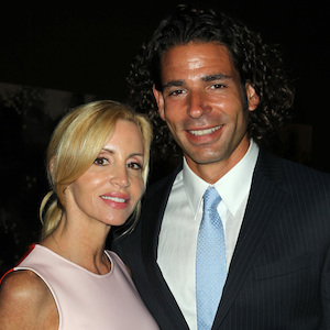 Camille Grammer Granted Restraining Order Against Boyfriend Dimitri Charalambopoulos
