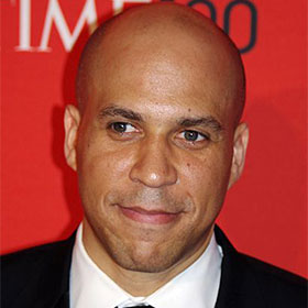 Cory Booker Addresses Gay Rumors —Thinks They're 'Wonderful'