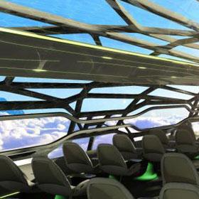 VIDEO: Airbus Announces Plans For Transparent Plane