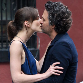 Keira Knightley Caught Kissing Mark Ruffalo