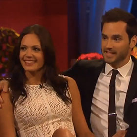 'The Bachelorette' Recap: Desiree Hartsock Engaged To Chris Siegfried