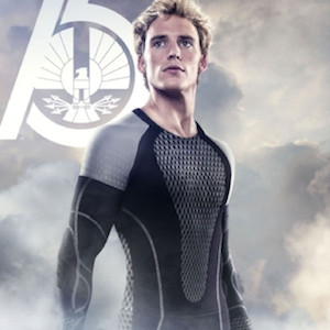 Sam Claflin Wore Thong Filming '˜The Hunger Games: Catching Fire€™'