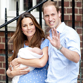 George Alexander Louis: Prince William And Kate Middleton Announce The Name Of Royal Baby