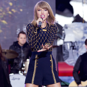 Taylor Swift Removes Music Catalogue From Spotify