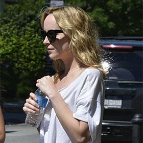 Dakota Johnson On Set of 'Cymbeline' Following 'Fifty Shades Of Grey' Casting