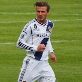 David Beckham Says Goodbye To L.A.