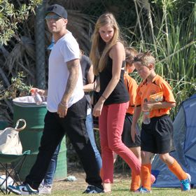 Ryan Phillippe Attends Son Deacon's Soccer Game With New Girlfriend, Paulina Slagter