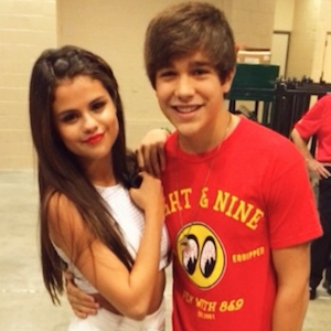 Austin Mahone Says He And Selena Gomez Are 'Just Friends'