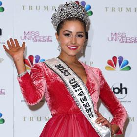 Miss Universe Olivia Culpo Denies Ryan Lochte Romance Rumors