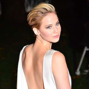 Jennifer Lawrence Wows At 'The Hunger Games: Catching Fire' Premiere
