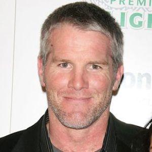 Brett Favre Says He's Suffered Memory Loss From NFL Career