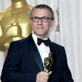 Christoph Waltz Thanks Quentin Tarantino For 'Django Unchained' Oscar Win