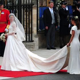 Who Is Kate Middleton's Dress Designer, Sarah Burton?