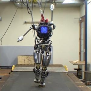Meet 'Atlas' The Military Robot