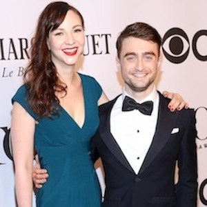 Daniel Radcliffe And Girlfriend Erin Darke Make Red Carpet Debut At Tony Awards